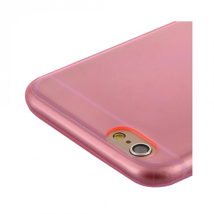 PK Ốp iPhone Baseus 6 Simple Pink 1